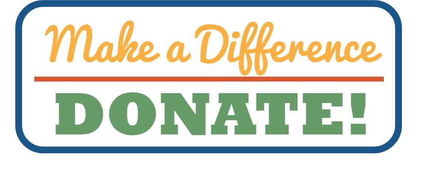 Make a Difference: Donate!